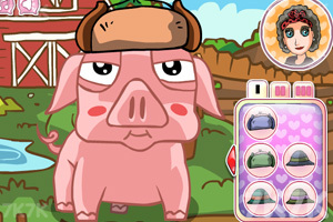 《照顾宠物猪》游戏画面4