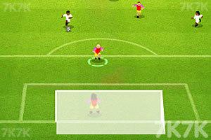 《欧洲冠军联赛》游戏画面4