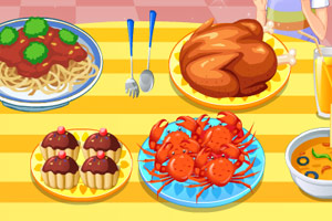 《美味的佳肴》游戏画面1