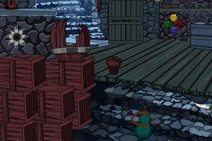 《逃离神秘洞穴》游戏画面1