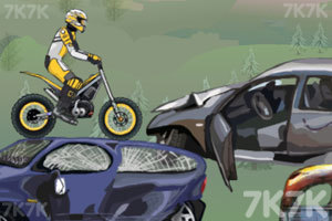 《极品越野摩托5》游戏画面3