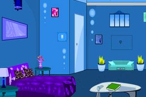 《逃离蓝色卧室》游戏画面1