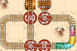 《小火车铁路维修工》截图2