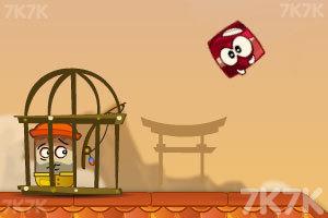 《红衣忍者大拯救》游戏画面6