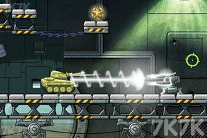 《坦克征战》游戏画面2