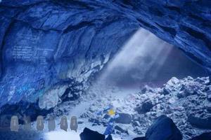 《逃离水下洞穴》游戏画面1
