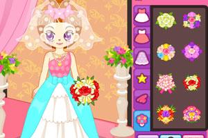 《阿sue婚纱设计》游戏画面1