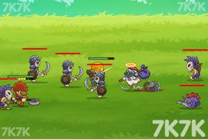 《骑士神话无敌版》游戏画面5