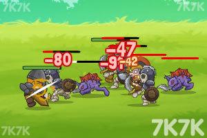 《骑士神话无敌版》游戏画面7