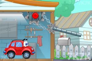 《小汽车总动员3》游戏画面3