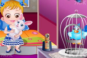 《可爱宝贝宠物派对》游戏画面2
