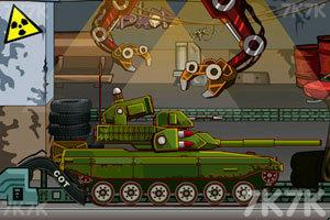 《坦克生死之战》游戏画面1