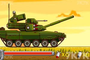 《坦克生死之战》游戏画面3