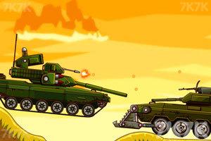 《坦克生死之战》游戏画面2