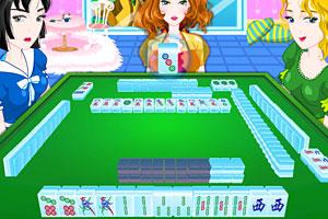 《四人麻将》游戏画面1