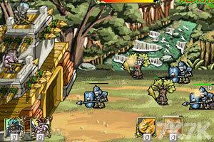 《进击的战士》游戏画面5