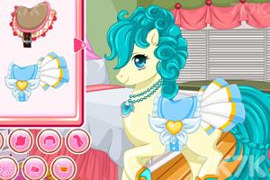 《爱护小马》游戏画面3