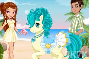 《爱护小马》游戏画面1