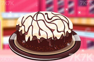 《制作美味冰淇淋蛋糕》游戏画面4