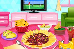 《辣味奶酪玉米片》游戏画面1