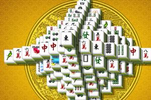 《麻将塔》游戏画面1