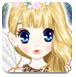 森迪公主的美丽天使装