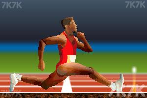 《QWOP百米赛跑双人版》截图6