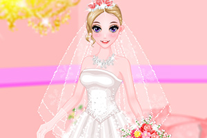 《浪漫婚纱》游戏画面1