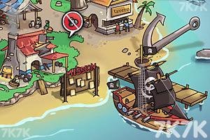 《海上生死战2无敌版》游戏画面5