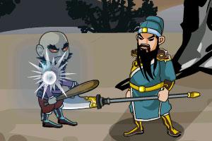 《三国大战僵尸兵》游戏画面1