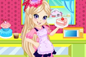 《波莉的厨房乐趣》游戏画面1