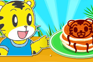 巧虎做蛋糕