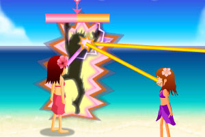 《电眼女生3》游戏画面1