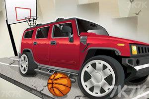 《篮球场停车记》游戏画面3
