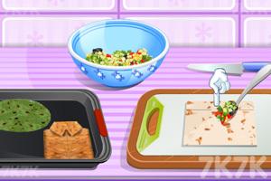 《送给爸爸的玉米饼》游戏画面3