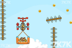 《空运笑脸球》游戏画面2