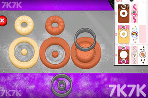 《老爹甜甜圈店无敌版》游戏画面2