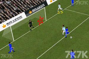 《世界杯实况3》游戏画面2