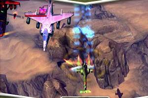 《风暴战机》游戏画面1