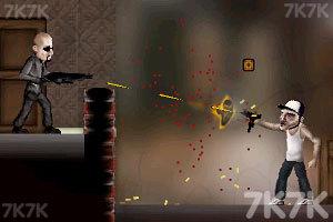 《黑客帝国大乱斗》游戏画面12