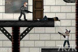 《黑客帝国大乱斗》游戏画面13