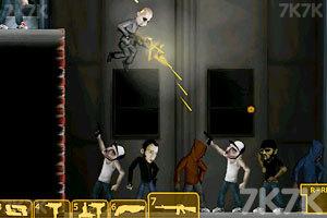 《黑客帝国大乱斗》游戏画面1