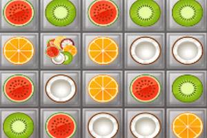 《食物对对碰》游戏画面1