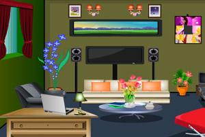 《逃离单间客厅》游戏画面1
