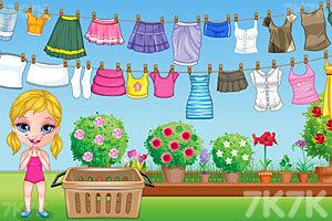 《宝贝洗衣日》截图1