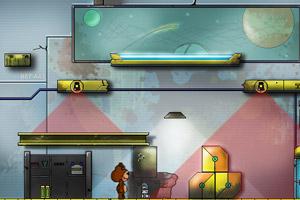 《伪装熊逃生》游戏画面1
