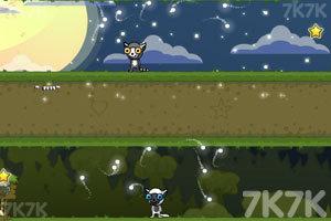 《狐猴大冒险》游戏画面3