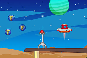 《UFO空间站2》游戏画面1