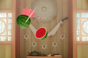 快刀大厨切水果