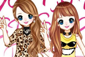 《甜美东方女孩》截图2